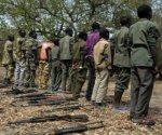 Unicef libera a 210 menores de grupos armados en Sudán
