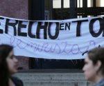 Continúa protestas en 18 universidades chilenas por acoso sexual