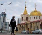 Siete muertos deja ataque contra un templo cristiano en Chechenia