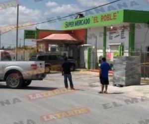 REYNOSA | Amordazan y asesinan a dueño de supermercado ´El Roble´