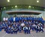 Inauguran la Olimpiada Nacional 2018