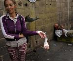 El hambre y desesperanza golpean campaña electoral
