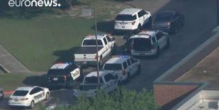 Diez muertos en el último tiroteo en un colegio de EEUU