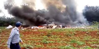 Más de un centenar de muertos por un accidente aéreo en Cuba