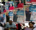 Acuden venezolanos a las urnas este día