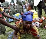 La brutalidad sexual es un arma de guerra en el Congo