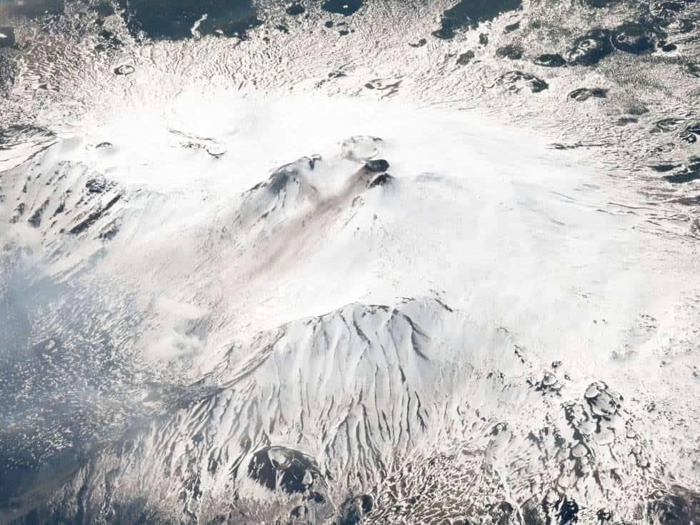 Cordillera de Karakoram (Pakistán)Monte Etna (Italia)El Monte Etna es el segundo volcán más activo del planeta después del Kilauea, en Hawái (Estados Unidos).