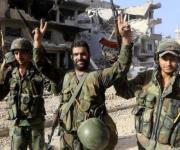 El Ejército sirio declara el control total de Damasco