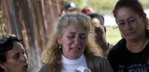Entrega Cuba primeros restos de víctimas de accidente aéreo