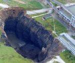 Una ciudad en rusa se esta hundiendo por explotación de minas