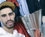 Repite Ayón campeonato en Euroliga