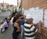 Los comicios en Caracas son una simulación: EU