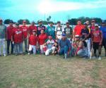 Logran subcampeonato de beisbol a nivel Estado