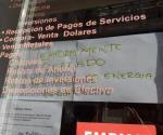 Adelantan corte de energía para el centro de Tampico