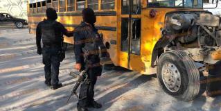 Reynosa: Quedan trabajadores en fuego cruzado, 4 son heridos