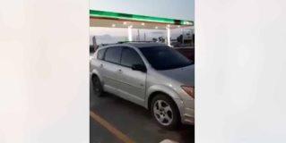 Enfrentamiento en la carretera Río Bravo-Reynosa