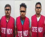 Caen tres secuestradores que pedían 130 mil por liberar a víctima, en Madero