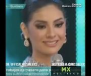 Responde a discriminación concursante guerrerense de Mexicana Universal