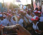 Por Tamaulipas al Frente llega a colonia La Cima