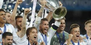 Se lleva Real Madrid su tercera Champions al hilo