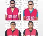 Caen por secuestro cuatro ministeriales