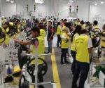 Mantiene industria ritmo de empleos
