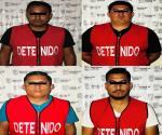 Caen por secuestro cuatro policías ministeriales en Nuevo Laredo