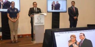 Giran orden de aprehensión contra Karime Macías, esposa de Duarte.