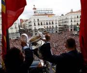 Las celebraciones del Real Madrid en imágenes, el campeón de la Champions 2018