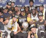 Son Warriors campeones del Oeste