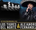 El Potrillo y Los Tigres del Norte juntos en gira por EUA