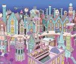 Gotham, Camelot o Atlántida: qué visitar en las ciudades imaginarias más populares