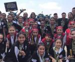 Ganan 4 medallas de Oro en Puebla