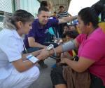 Lleva Servando López Moreno ayuda a migrantes centroamericanos