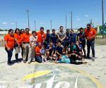 Obtienen el primer lugar en Rally Deportivo 2018