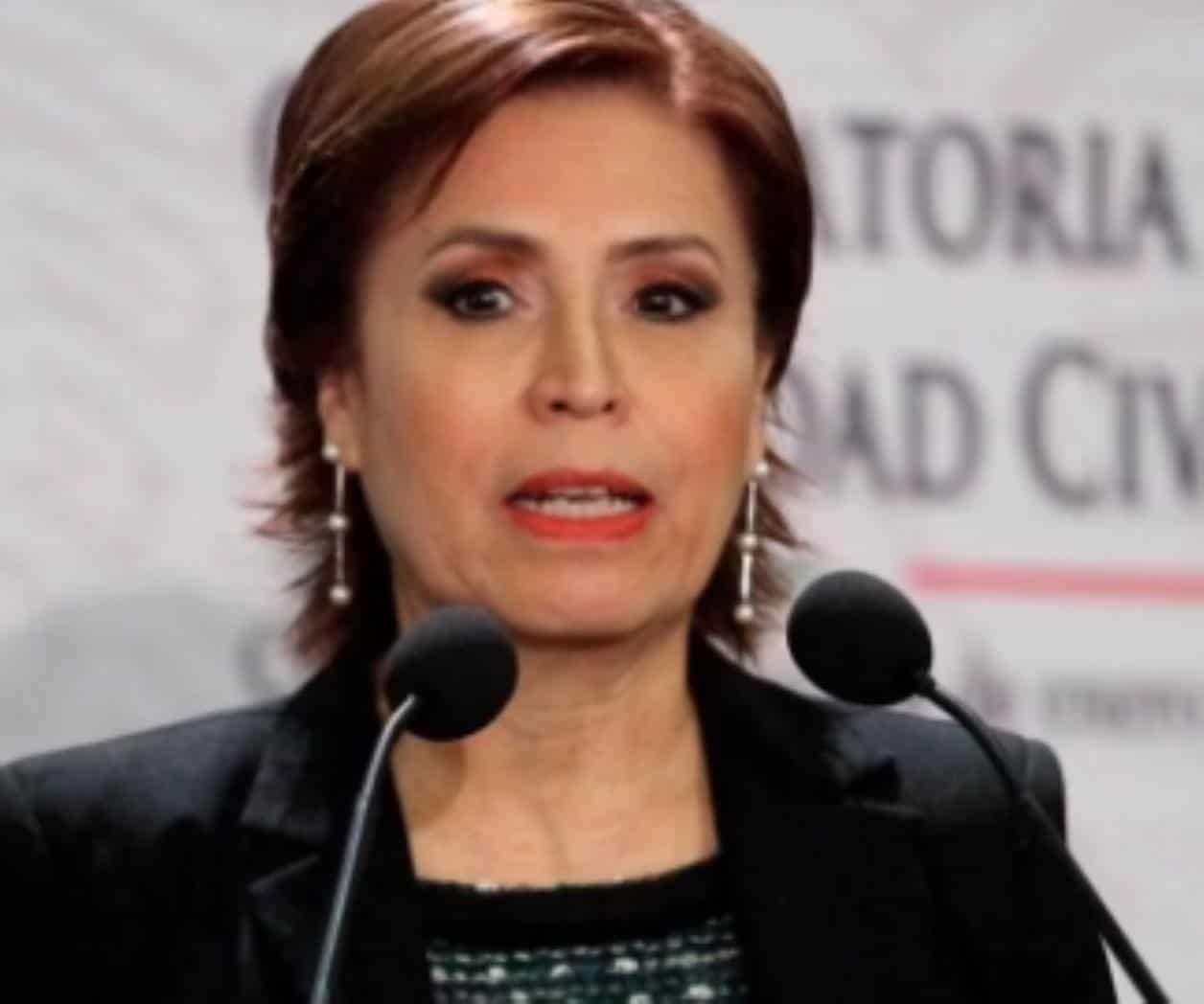 Rosario Robles Noticias: Rosario Robles Se Asoma De Nuevo
