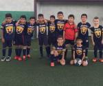 Formalizan Liga Infantil de Fútbol Rápido 2018