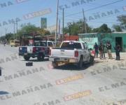 REYNOSA: Abaten a dos tras una balacera y persecución, en colonia Lucio Blanco