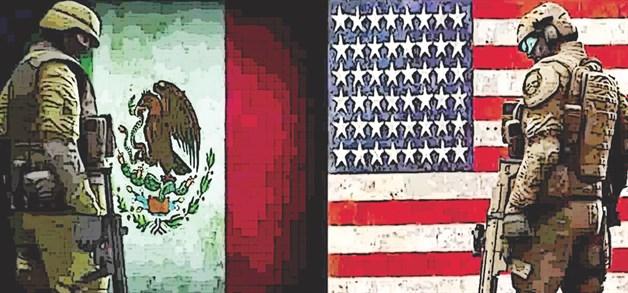 Van Tamaulipas y Texas contra la delincuencia organizada