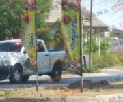 REYNOSA | Atacan en Las Fuentes a policías estatales con saldo de un agente herido