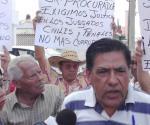 Exigen solución a megadesfalco. Piden intervenga gobernador en caso GUA