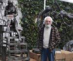Muere el escultor Fernando Cano a los 79 años