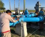 Anuncian restablecimiento total en el servicio de agua