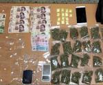 Detienen a 2 con 112 dosis de droga en San Nicolás