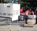 Espera el Ietam 60/70% de votos. Hacen estimado con base en antecedentes