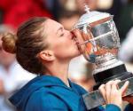 Simona Halep, es la nueva reina de Roland Garros