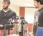 Estudiantes crean impresora 3D
