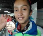 Cayó la de bronce en taekwondo