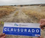 Suman siete bancos de materiales clausurados en Tamaulipas