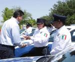 Asignan 10 patrullas para Nvo. Laredo